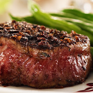 The Aroma of Steak...