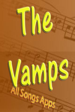 android All Songs of The Vamps Screenshot 0