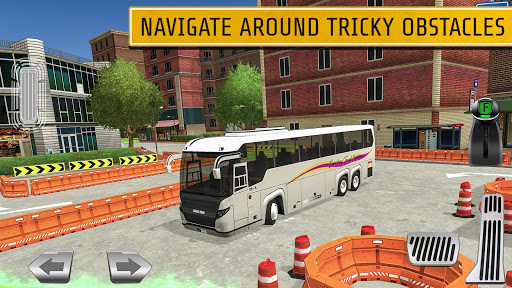 Bus Station: Learn to Drive! 1.3 screenshots 2