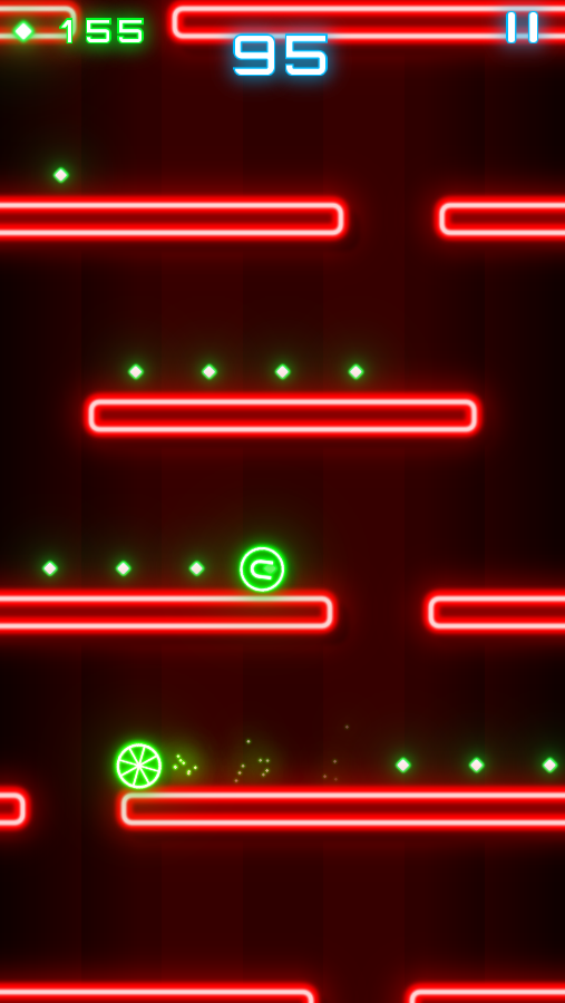 Ball Fall- screenshot