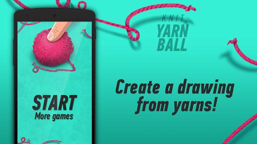 织的是:毛线球