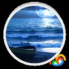 Midnight Ocean Wallpaper icon