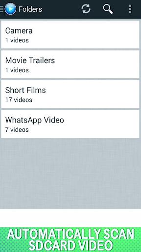 PlayerQ 4K Video Player 1.0.3 screenshots 1