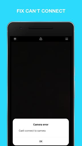 Camera Error Fix - Quick fix 10.1 screenshots 5