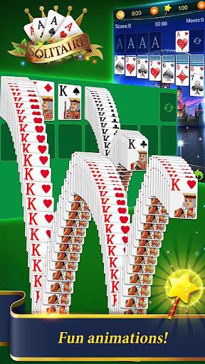 klondike solitaire - classic solitaire 1.0.28 screenshots 3
