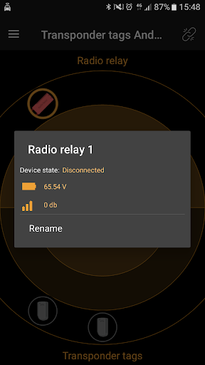 Pandora BT 1.1.3 screenshots 2