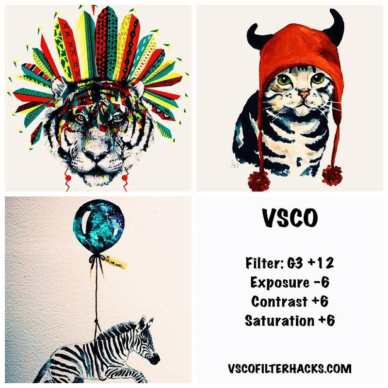 Animal Paintings Instagram Feed