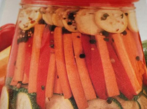 Pickled Vegetables (sallye) Recipe