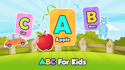 ABC Games - Letter Learning for Preschool Kids screenshots 1