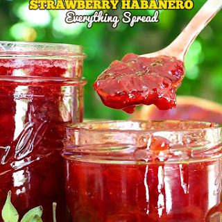 Strawberry Habanero Everything Spread