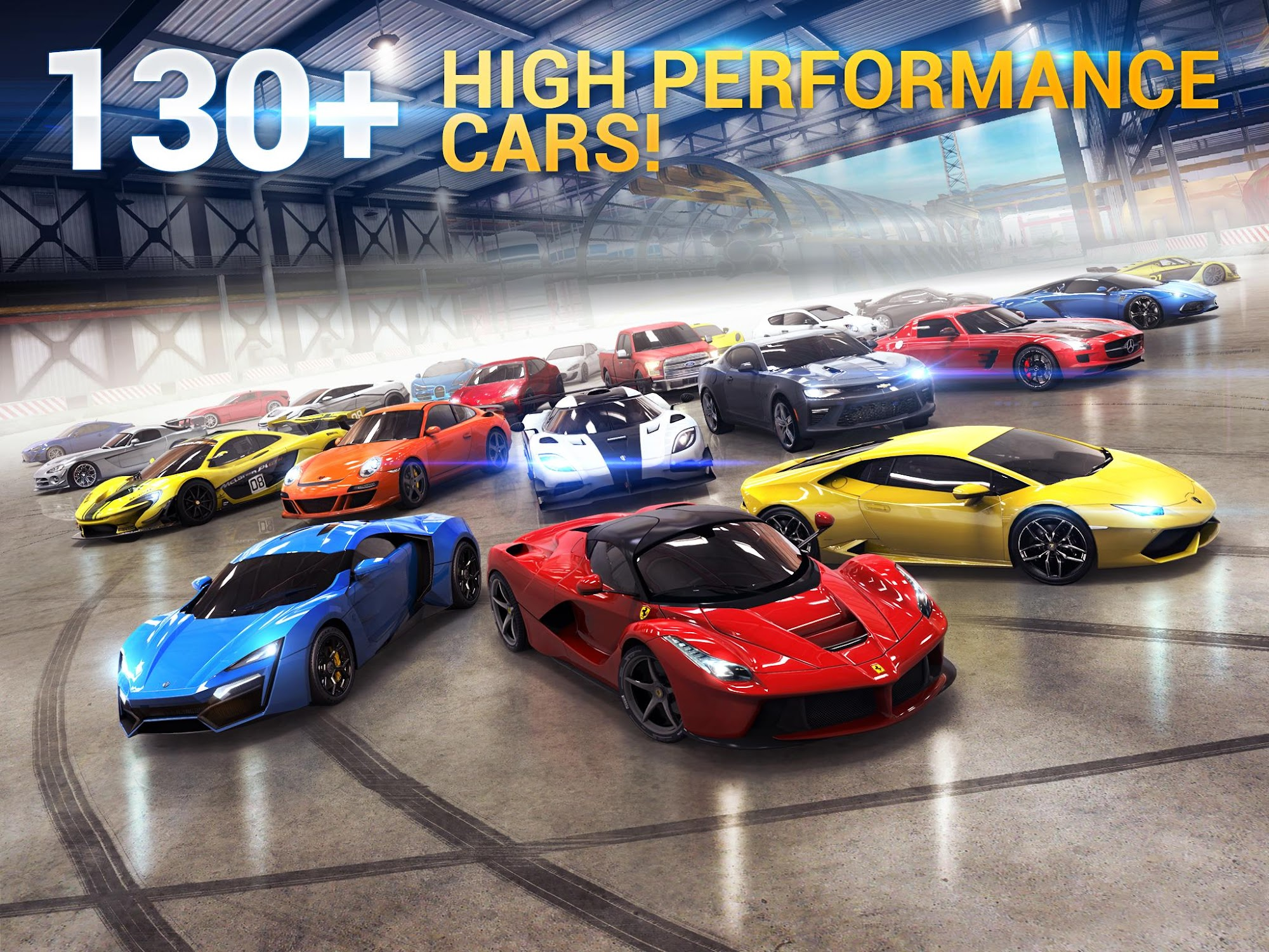 Asphalt 8: Airborne screenshot #2