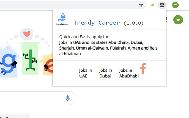 Find jobs in UAE - Dubai - Trendy Career