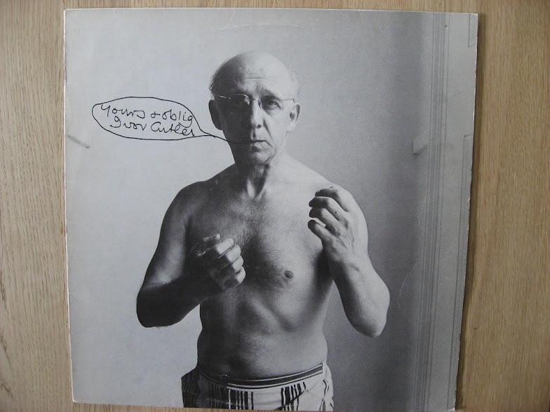 Ivor Cutler.