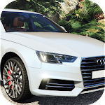 Car Racing Audi Game Icon