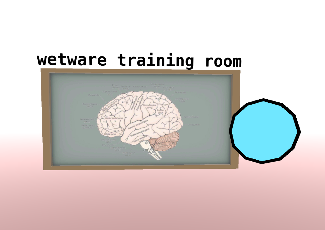 Wetware Training VR- screenshot