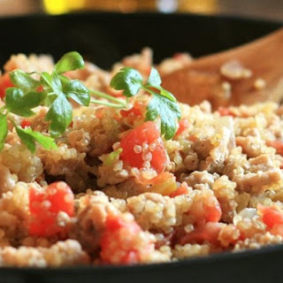 Ground Chicken And Quinoa Recipes