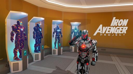 Iron Avenger : Origins 2.0 {cheat|hack|gameplay|apk mod|resources generator} 5