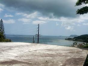 Photo: Kahaluu towards Kaneohe Bay