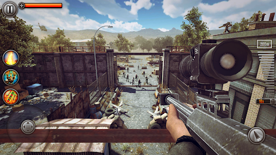 Last Hope Sniper – Zombie War: Shooting Games FPS Mod 1.58 Apk [Unlimited Money] 5
