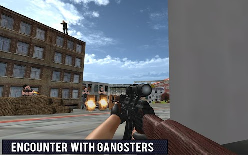 Police Car Gangster Escape Sim - náhled