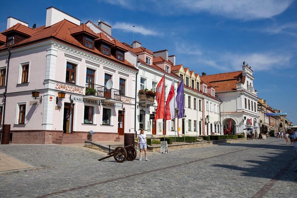 Sandomierz, Rynek
