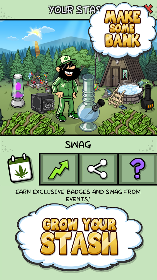 Pot Farm: High Profits- screenshot