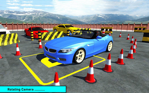 Car Driving parking perfect - car games modavailable screenshots 2