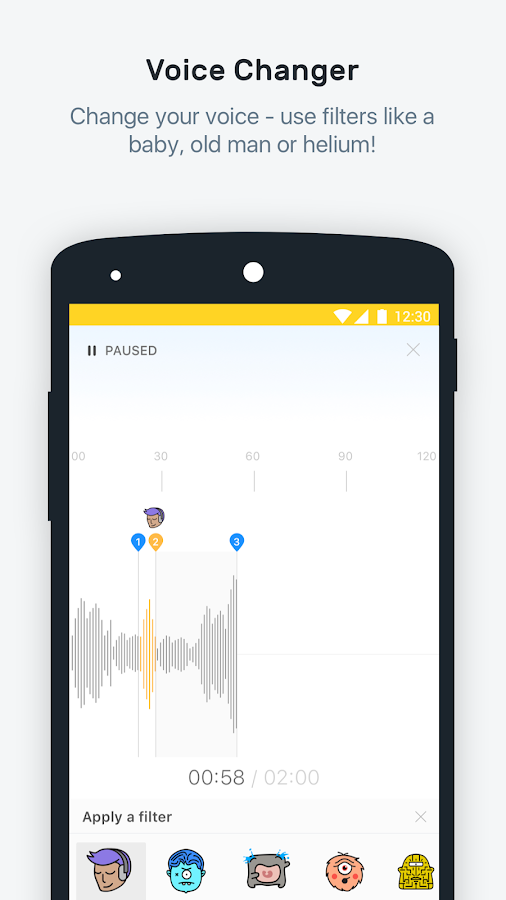 Vokal - Listen to Fun Audio- screenshot