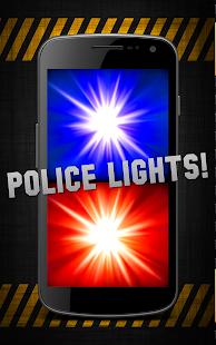 Police Lights & Siren Ultimate Prank - náhled
