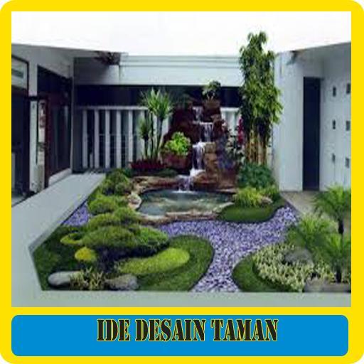 101+ Ides Desain Taman Rumah Minimalis