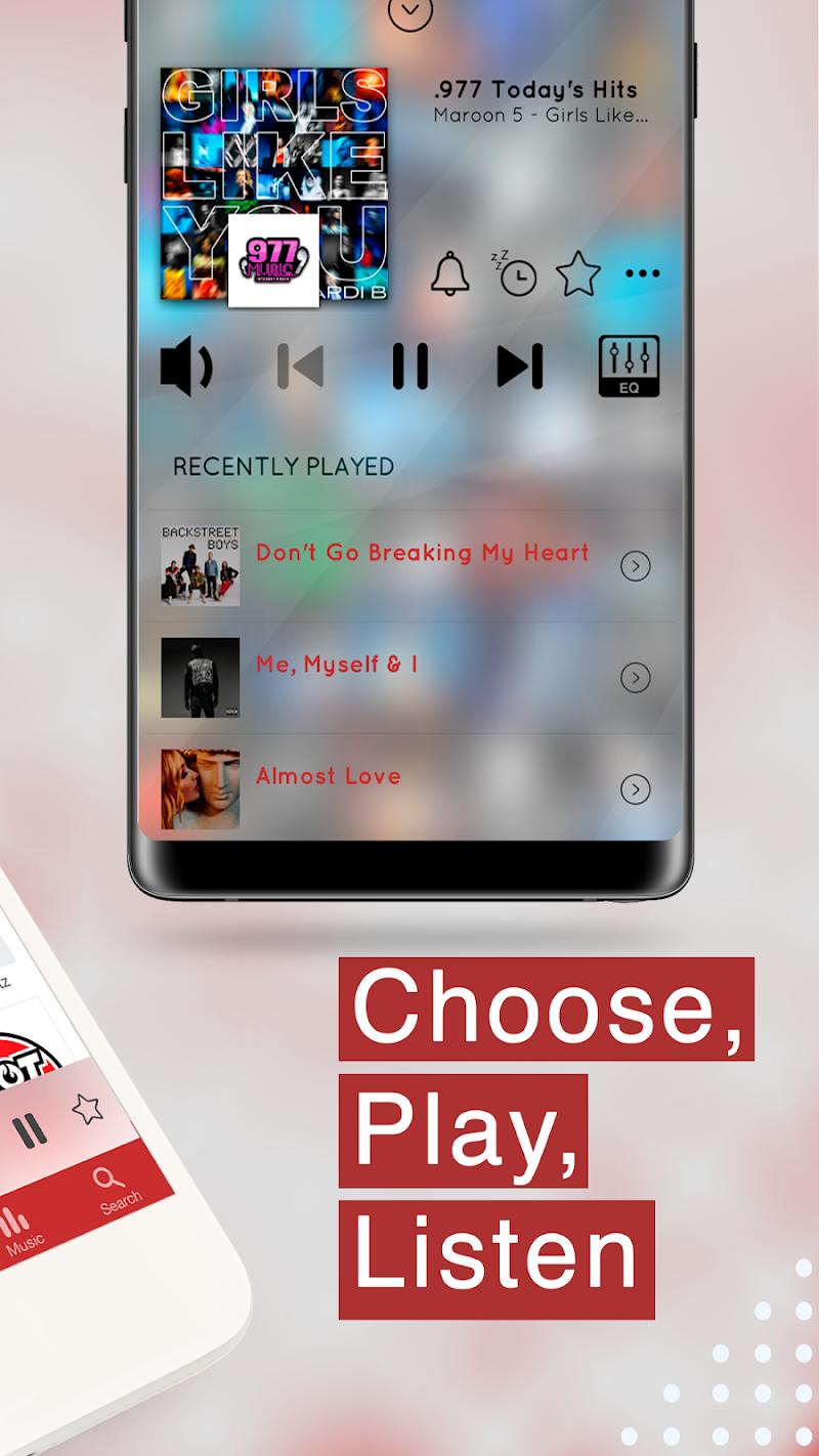 myTuner Radio App: FM Radio + Internet Radio Tuner Screenshot 1