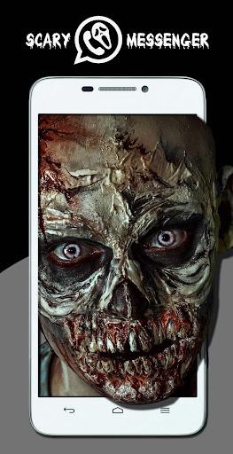 The Scary Messenger-Prank Game screenshot 4