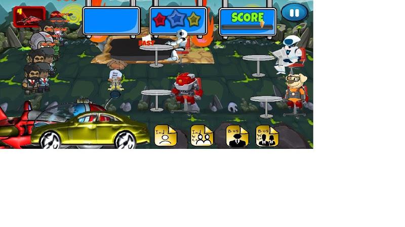 Скриншот Galaxy Dealer