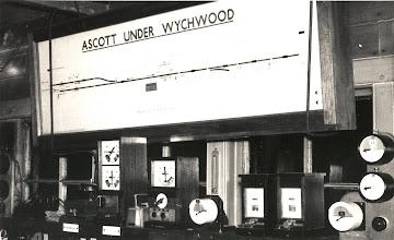 Photo: Ascott box after singling (1972)