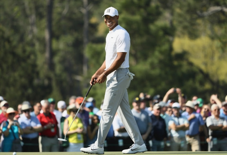 the masters is wide open u201a but tiger lurks