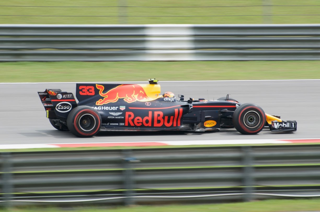 Malaysian GP 2017 — Sunday Race