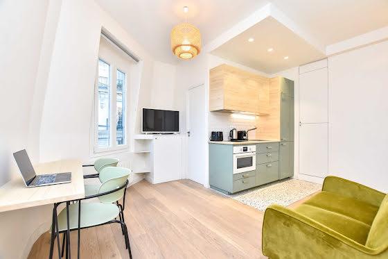 Location appartement meublé 2 pièces 27 m2
