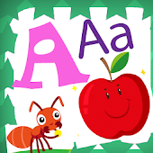 ABC Phonics Alphabets Tracing App For Toddlers Mod