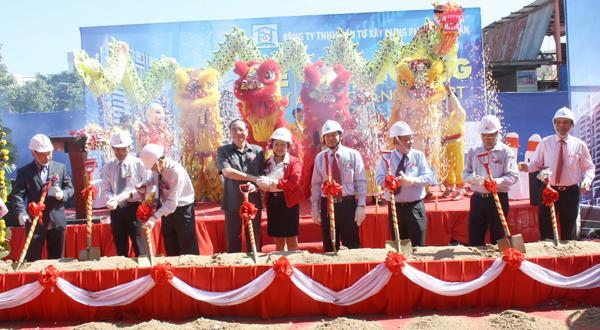 Lê khởi công xây dựng Xi Grand Court