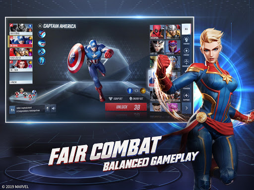 MARVEL Super War 3.6.1 screenshots 19