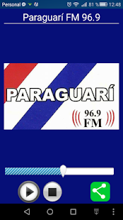 Radio Paraguari FM 96.9- screenshot thumbnail