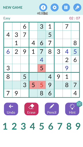 Sudoku Master apktreat screenshots 2