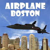 Airplane Boston