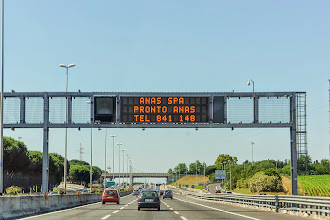 Photo: ANAS SPA - the government owned company responsible for Italian motorways, freeways and national roads.