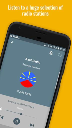 Radio Reunion ??? 1.0 screenshots 2