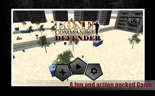 Lone Commando Defender