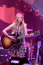 "Photo: AUSTIN, TX - APRIL 20:  Musician Sheryl Crow performs during the ""We Walk The Line: A Celebration Of The Music Of Johnny Cash"" show at ACL Live on April 20, 2012 in Austin, Texas.  (Photo by Gary Miller/FilmMagic)"