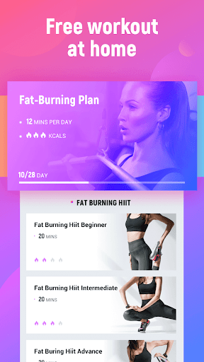 PC u7528 Bikini Body, Women's free home workout App 1