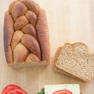 Easy 100% Whole-Wheat Sandwich Bread Recipe
