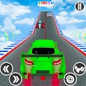 GT Car Racing Stunts-Crazy Impossible Tracks icon